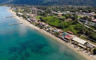 Welcome to Banana Coast (Trujillo), Honduras