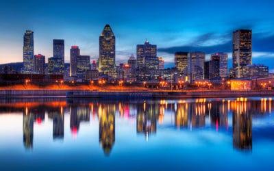 Montréal, The City of Saints
